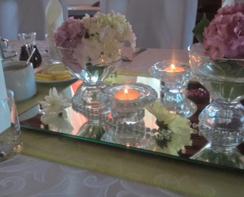 Romantyczna kolacja w Restauracji Szafran